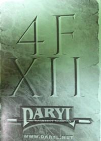 Daryl - Note di Conferenza 2016