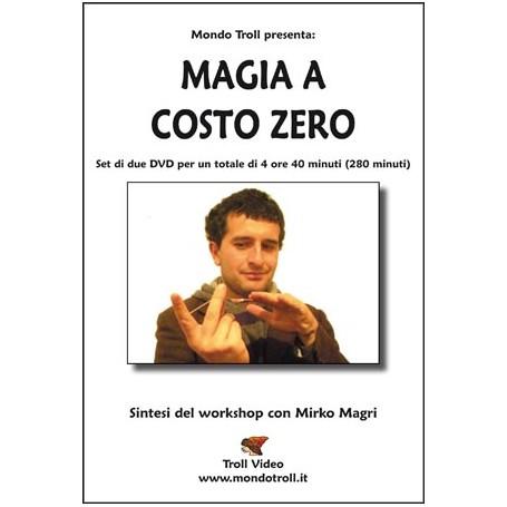 Magia a Costo Zero - con Mirko Magri - Set 2 Dvd