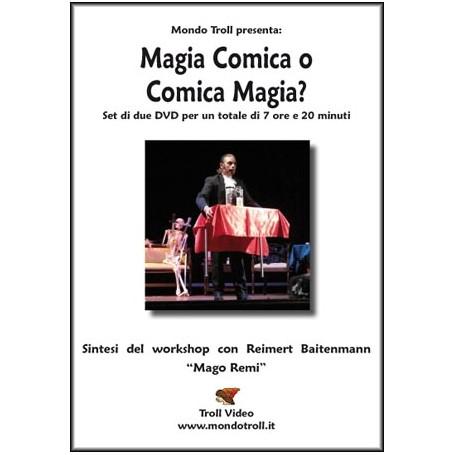 Magia Comica o Comica Magia? DVD