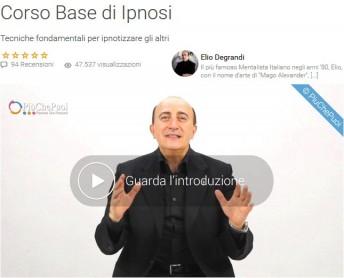 Video Corso Base di Ipnosi con Alexander