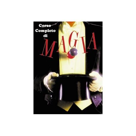 Corso Completo Di Magia Di Mark Wilson - Giochi Di Prestigio