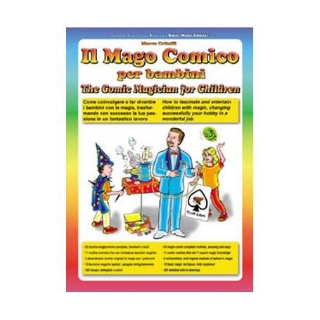 Il mago comico per bambini - Critelli