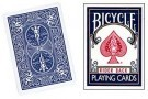 Mazzo Doppio Dorso Bicycle Cards (blu-blu)