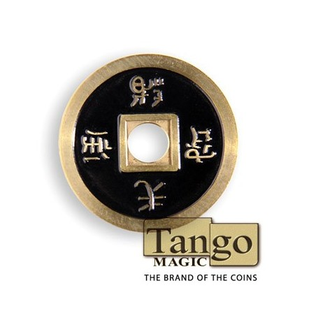 Chinese coin normal Brass Black (CH008)Tango