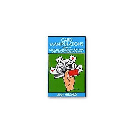 Card Manipulations by Jean Hugard - Book
