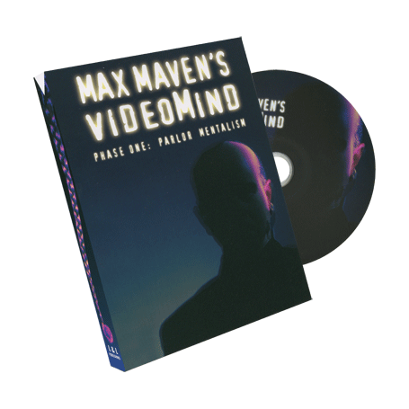 Max Maven Video Mind- 1, DVD