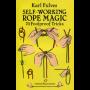 Self Working Rope Magic by Karl Fulves - Book