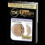 Biting coin (2 Euro -internal w/extra piece)(E0044) from Tango