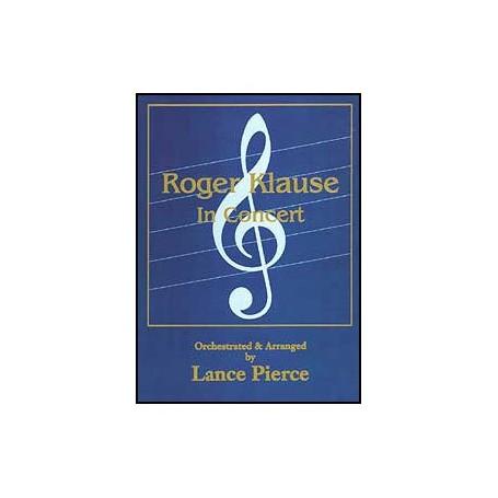 Roger Klause In Concert - Book