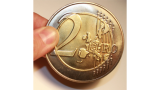 Jumbo 2 Euro Economy coin - Moneta 2 Euro jumbo