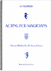 Acting for Magicians by Murphy's Manufacturing - Libro