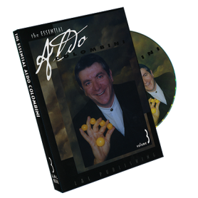 Essential Aldo - Aldo Colombini- 3, DVD