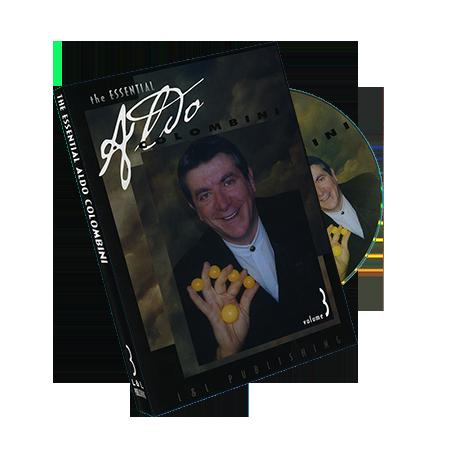 Essential Aldo - Aldo Colombini- 3, DVD