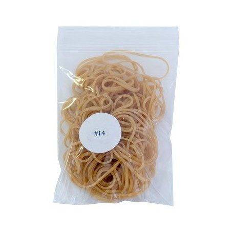 Gold Rubberbands (14)