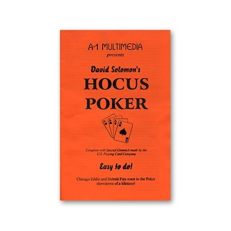 Hocus Poker by David Solomon - Trick