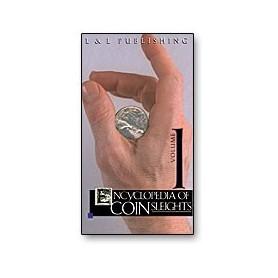 Ency of Coin Sleights Michael Rubinstein- 1, DVD