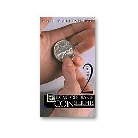 Ency of Coin Sleights Michael Rubinstein- 2, DVD