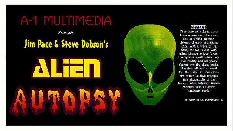 Alien Autopsy trick