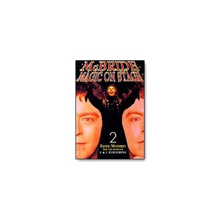 Magic on Stage Mcbride- 2, DVD