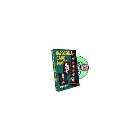 Impossible Card Magic Kosby- 2, DVD