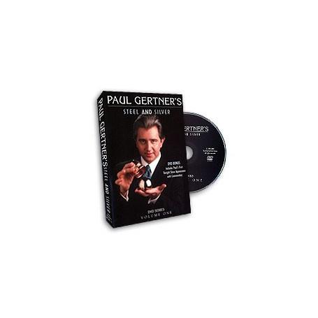 Steel & Silver Gertner- 1, DVD