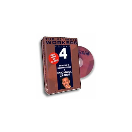 Michael Close Workers- 4, DVD