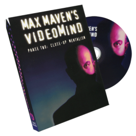 Max Maven Video Mind- 2, DVD