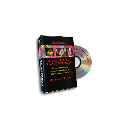 Silk Fountain, Laflin Silk series- 1, DVD
