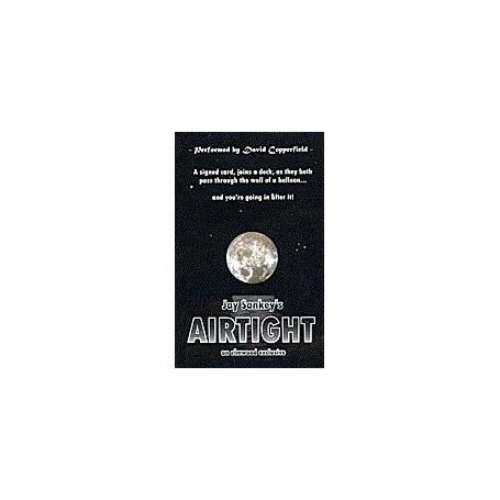 Airtight trick - Jay Sankey