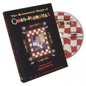 Restaurant Magic Volume 1 by Dan Fleshman - DVD