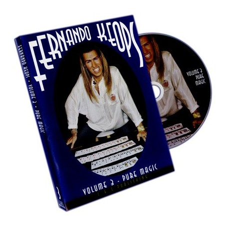 Pure Magic 3 by Fernando Keops - DVD