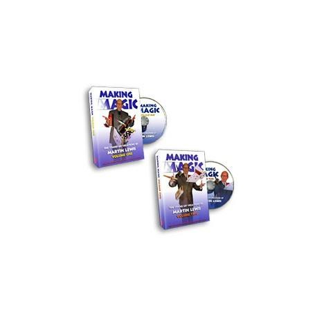 Making Magic 1 Martin Lewis, DVD