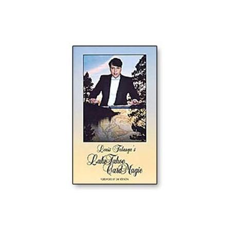 Lake Tahoe Card Magic by Louis Falanga - Book