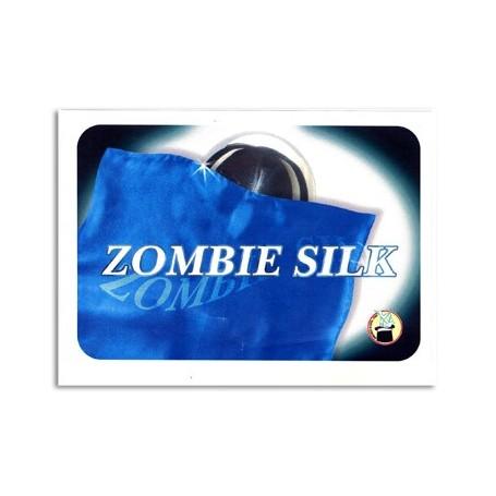 Zombie Silk blue by Di Fatta