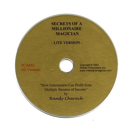 CD ( Lite Version ) Secrets of a Millionare