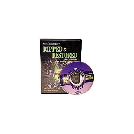 Ripped & Restored Yves Doumerg, DVD