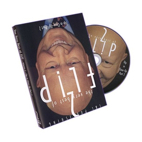Very Best of Flip Vol 2 (Flip In Close-Up Part 2) by L & L Publishing - DVD