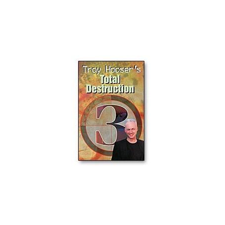 Total Destruction Vol 3 by Troy Hooser - DVD
