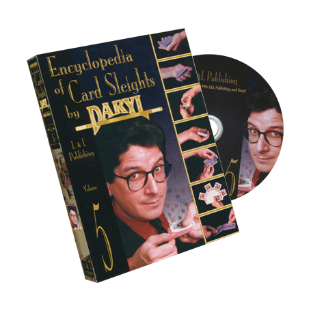 Encyclopedia of Card Daryl- 5, DVD