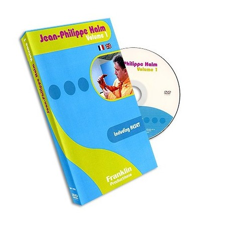 Jean-Philippe Halm Volume 1 by Jean-Philippe Halm - DVD