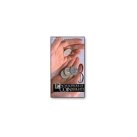 Ency of Coin Sleights Michael Rubinstein- 3, DVD