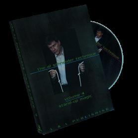 Al Schneider Stand Up 4, DVD