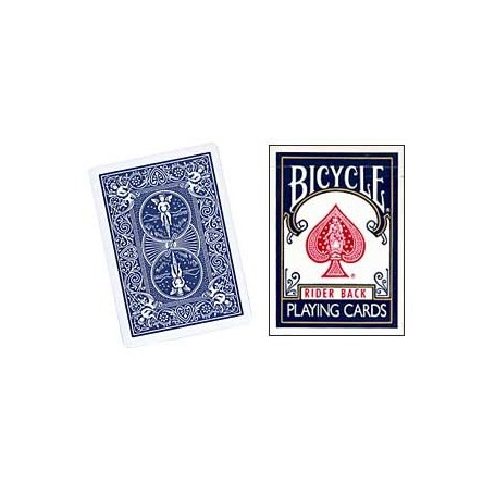 Blue One Way Forcing Deck (Colored Joker only)