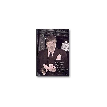 Larry Jennings Classic Magic, DVD