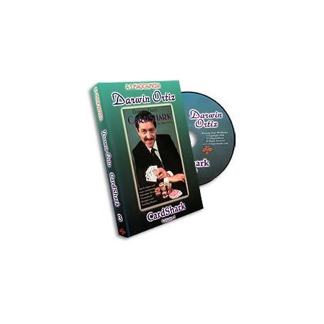 CardShark Ortiz- 3, DVD