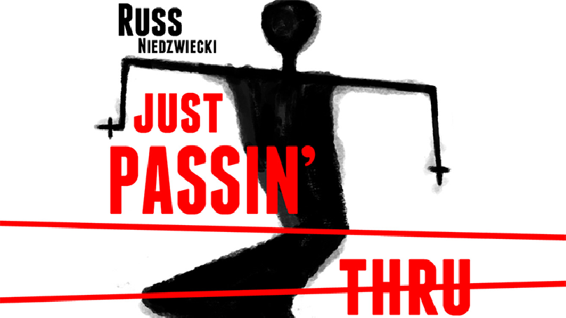 Just Passin' Thru Trick by Russ Niedzwiecki