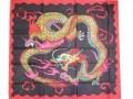 Imperial Dragon 36 inch silk Royal