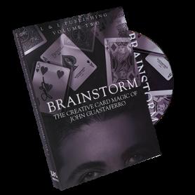 Brainstorm Vol. 2 by John Guastaferro - DVD
