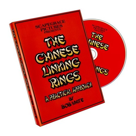 Chinese Linking Rings by Bob White - DVD Anelli cinesi