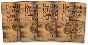 Roth Ultimate Coin Magic Collection- 4, DVD